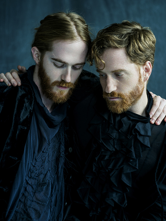 Austin Goodwin and Paul Zivkovich by Yana Bardadim
