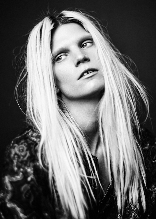 Model Chelsea Wichmann, Make up Jen Evans,