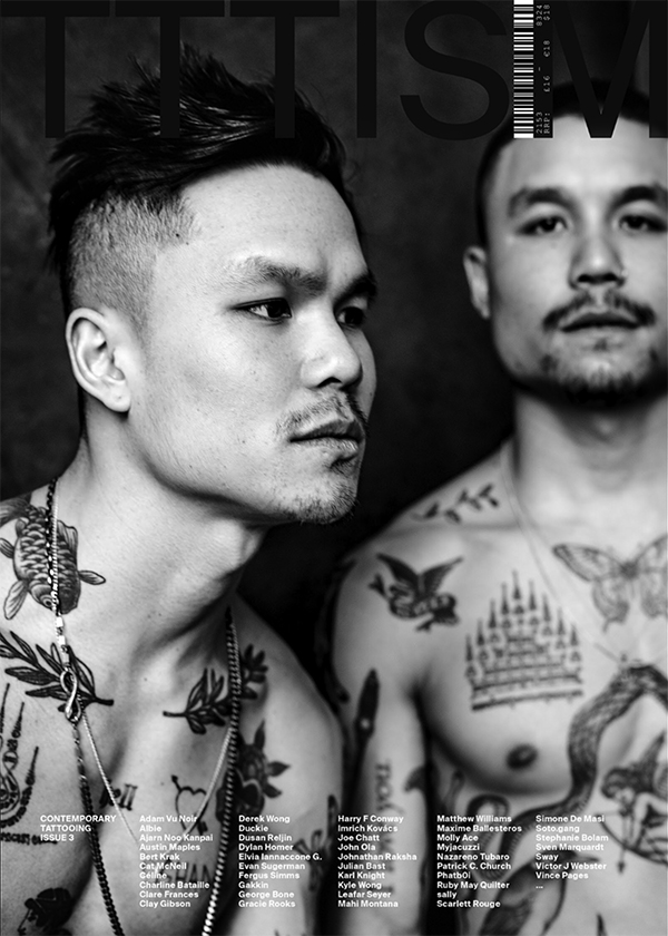 TTTism Derek and Kyle Wong by Yana Bardadim